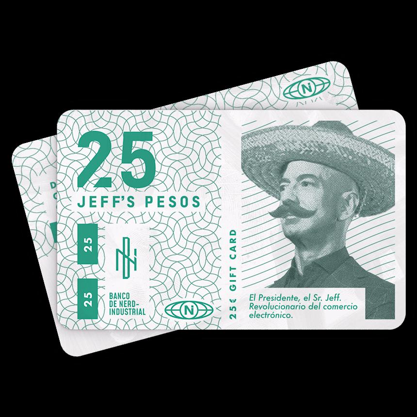 Jeff's Pesos