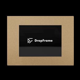 Digitaler Bilderrahmen DropFrame in nude
