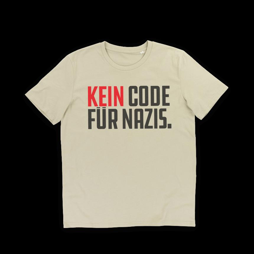 Kein Code für Nazis