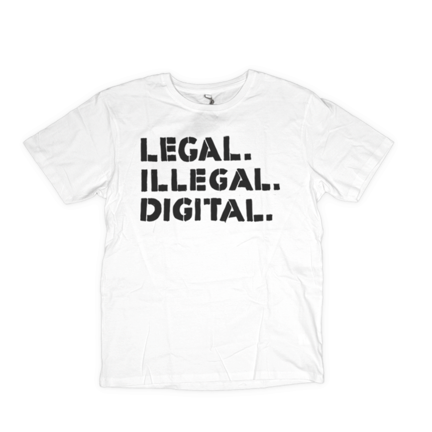 Legal. Illegal. Digital.